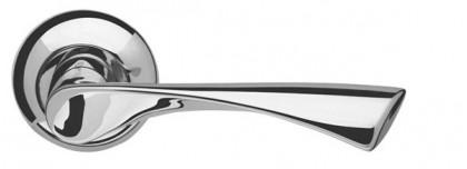 Ручка раздельная Armadillo (Армадилло) Corona LD23-1CP-8 хром