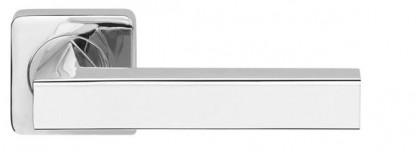 Ручка раздельная Armadillo (Армадилло) CORSICA SQ003-21CP-8 хром