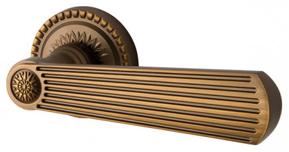 Ручка раздельная Armadillo (Армадилло) Romeo CL3-BB-17 Коричневая бронза