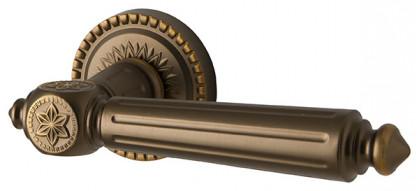 Ручка раздельная Armadillo (Армадилло) Matador CL4-BB-17 Коричневая бронза