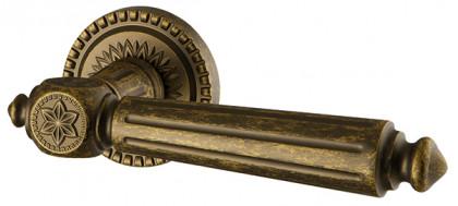 Ручка раздельная Armadillo (Армадилло) Matador CL4-OB-13 Античная бронза