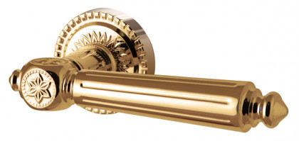 Ручка раздельная Armadillo (Армадилло) Matador CL4-GOLD-24 Золото 24К