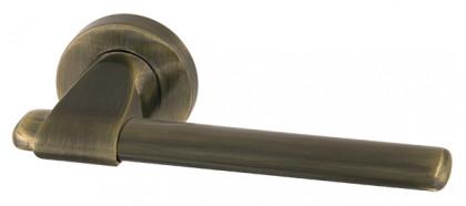 Ручка раздельная Armadillo (Армадилло) AJAX URB1 АВ-7 Бронза