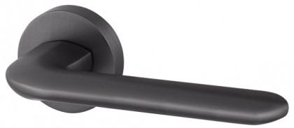 Ручка раздельная Armadillo (Армадилло) EXCALIBUR URB4 BPVD-77 Вороненый никель