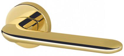 Ручка раздельная Armadillo (Армадилло) EXCALIBUR URB4 GOLD-24 Золото 24К