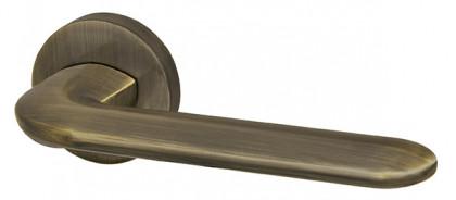Ручка раздельная Armadillo (Армадилло) EXCALIBUR URB4 АВ-7 Бронза