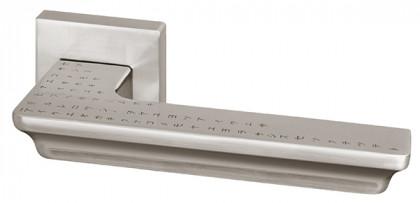 Ручка раздельная Armadillo (Армадилло) MATRIX USQ7 SN-3 Мат никель