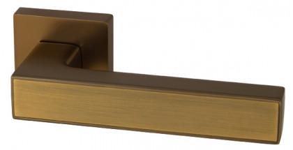 Ручка раздельная Armadillo (Армадилло) SCREEN USQ8 BB/SBB-17 Кор бронза/мат кор бронза