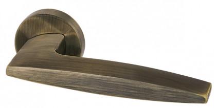 Ручка раздельная Armadillo (Армадилло) SQUID URB9 АВ-7 Бронза