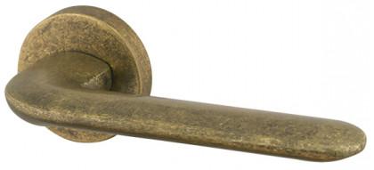 Ручка раздельная Armadillo (Армадилло) EXCALIBUR URB4 OB-13 Античная бронза
