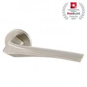 Ручка раздельная Armadillo (Армадилло) FLAME URS SN-3 Матовый никель