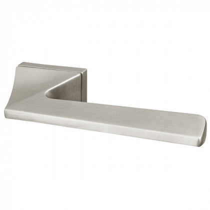 Ручка раздельная Armadillo (Армадилло) IRON UCS SN-3 Матовый никель