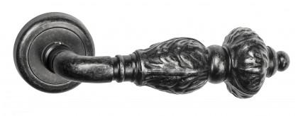 """Дверная ручка Venezia """"LUCRECIA"""" D1 античное серебро"""