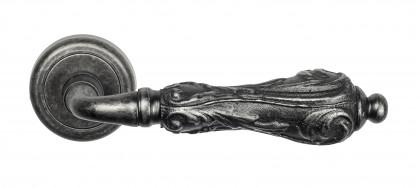 """Дверная ручка Venezia """"MONTE CRISTO"""" D1 античное серебро"""