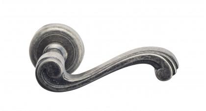"Дверная ручка Venezia ""VIVALDI"" D1 античное серебро"