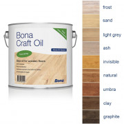 Цветная Bona Craft Oil