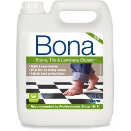 Bona T&L Cleaner готовое к применению средство  для ежедневного ухода за плиткой и ламинатом.