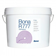 Bona R777 2K полиуретановый пластичный клей для универсального применения.