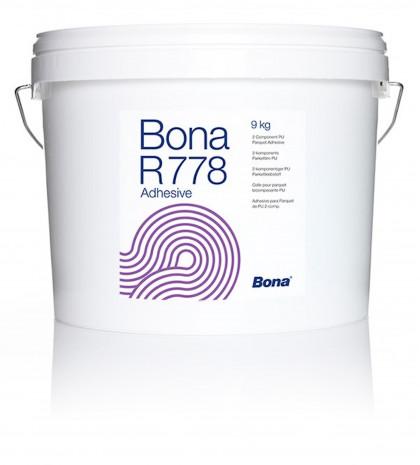Bona R778  2К полиуретановый жесткопластичный клей.