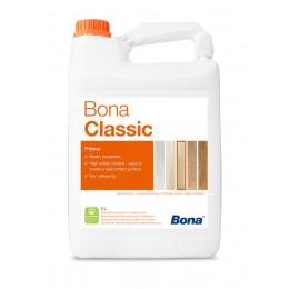 Bona Classic однокомпонентная водно-дисперсионная грунтовка на основе акриловой дисперсии.
