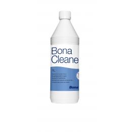 Bona Cleaner  концентрированное моющее средство для ежедневной очистки лакированных полов и пробковых напольных покрытий.