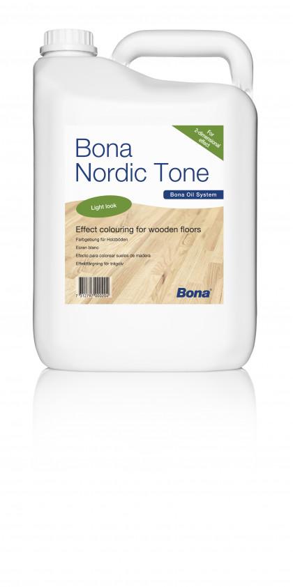 Bona Nordic Tone средство для предварительной обработки древесины .