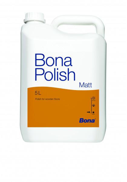 Bona Polish Matt  экологически чистое средство, специально разработанное для ухода и защиты за лакированными деревянными напольными покрытиями .