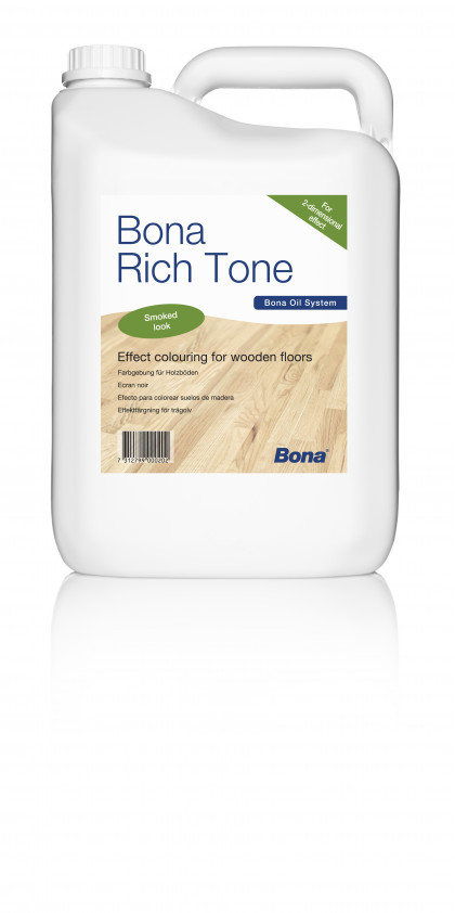 Bona Rich Tone  средство для предварительной обработки дубовой древесины.