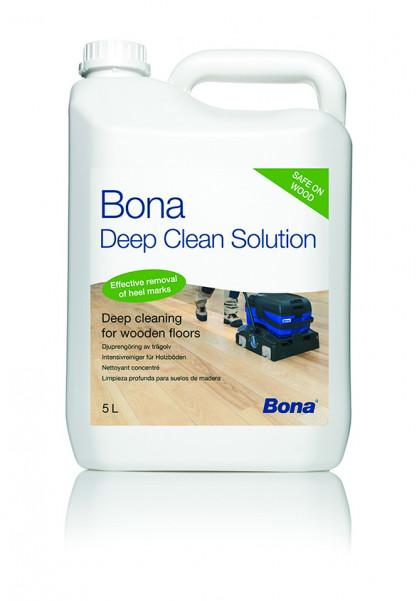 Bona Deep Clean Solution концентрированное средство для глубокой и тщательной очистки как лакированной, так и масляной поверхности деревянного пола.