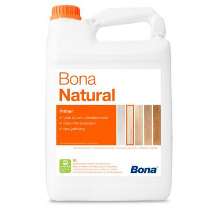 Bona Natural однокомпонентная, водно-дисперсионная грунтовка на основе полиуретан-акриловой дисперсии.