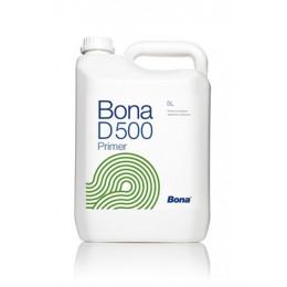 Bona D 500  водно-дисперсионный грунт для подготовки абсорбирующих оснований перед использованием  дисперсионного клея Bona D705.