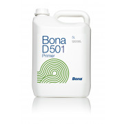 Bona D 501  водно-дисперсионный грунт для подготовки абсорбирующих оснований перед использованием  реактивных клеёв  Bona R777, R778, R848T,  Bona  ТИТАН