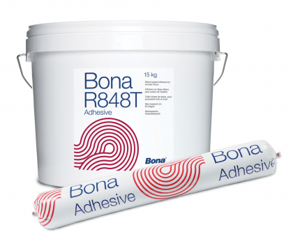 Bona R848Т 1К силановый тиксотропный клей.