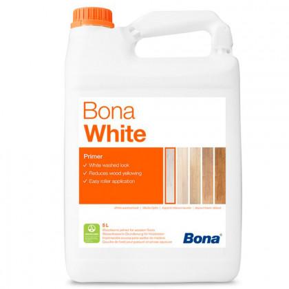 Bona Whit  однокомпонентная водно-дисперсионная грунтовка на основе полиуретан-акриловой дисперсии.
