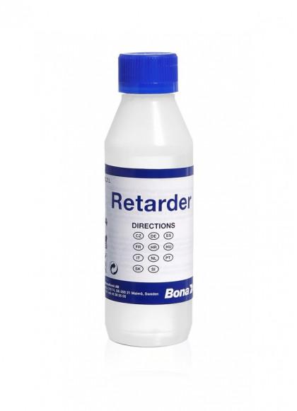 Bona Retarder добавка на водной основе, улучшает выравнивание и увеличивает открытое время как лаков, так и грунтовок.