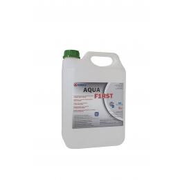 AQUA FIRST Однокомпонентный грунт на водной основе для деревянных полов 5 кг