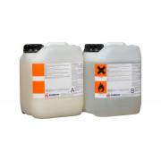 ISOMATT | ISOMATT S Двухкомпонентный полиуретановый лак для деревянных полов 5 кг