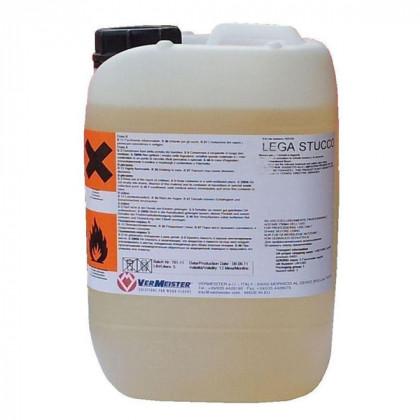 LEGA STUCCO PLUS Шпатлёвочная жидкость для деревянных полов с пониженным уровнем запаха 10 кг