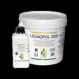 LECHNER LEGNOPOL 2000 двухкомпонентный полиуретановый, гипоаллергенный паркетный клей.