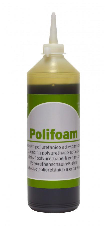 POLIFOAM Полиуретановый клей, расширяющийся в объеме 0,5 кг