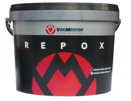 REPOX A + B Двухкомпонентный эпоксиднополиуретановый клей (9:1) 10 кг