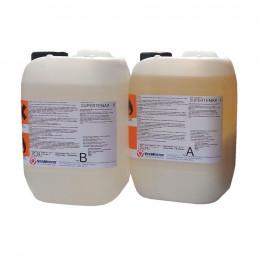 SUPER TENAX Двухкомпонентный полиуретановый грунт для деревянных полов 5 кг