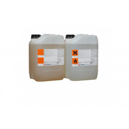 ULTRA TENAX Двухкомпонентный полиуретановый грунт для деревянных полов 2 кг