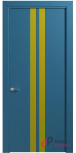 SCAPO Azzuro Giallo Голубой, жёлтый
