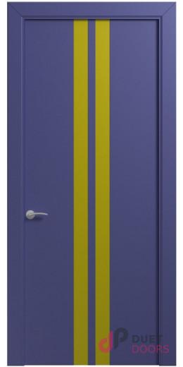 SCAPO Blu Giallo Синий, жёлтый