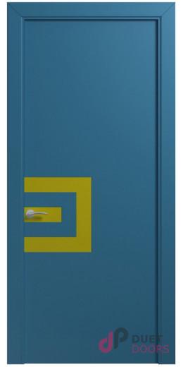 ACCOLLO Azzuro Giallo Голубой, жёлтый
