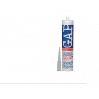 GAP FILLER WHITE (белый) Цветной акриловый герметик 0,31 кг