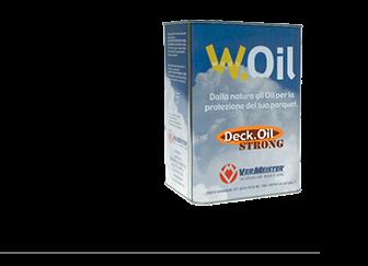 DECK.OIL STRONG Защитное масло с повышенными характеристиками для внешних работ 3 кг