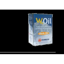 DECK.OIL Защитное масло для внешних работ 1 кг