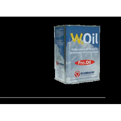 Pro.Oil Защитное масло базовое бесцветное и цветное 1 кг